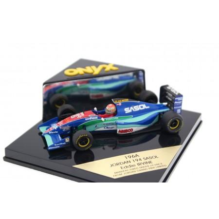"Onyx Jordan 194 #15 ""Sasol Jordan"" Formula 1 1994 - Eddie Irvine"