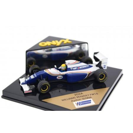 "Onyx Williams FW16 #2 ""Rothmans Williams Renault"" Formula 1 1994 - Ayrton Senna"