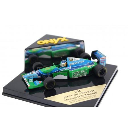 "Onyx Benetton B194 #5 ""Mild Seven Benetton Ford"" World Champion Formula 1 1994 - Michael Schumacher"
