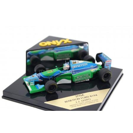 "Onyx Benetton B194 #6 ""Mild Seven Benetton Ford"" Formula 1 1994 - JJ Lehto"