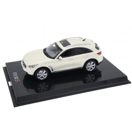 Norev Provence Moulage Infiniti FX50S AWD S51 2009 - Moonlight White Pearl