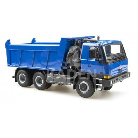 Kaden Tatra T815 6X6 Terrno 2008 - Blue
