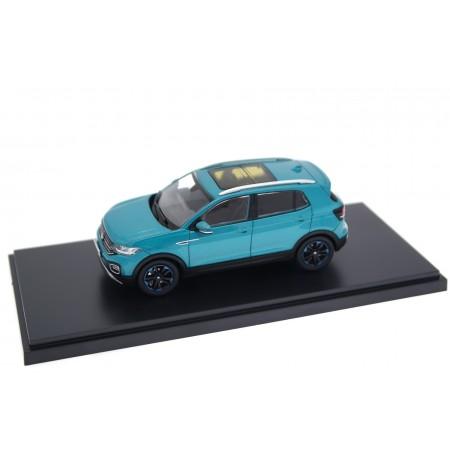 China Promo Models Volkswagen Tacqua 280 TSI 2020 - Makena Turkis Metallic