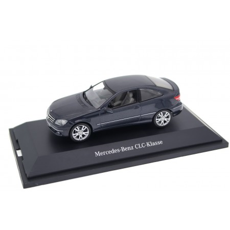 Schuco Mercedes-Benz CLC-Class CL203 2008 - Tenorite Grey Metallic