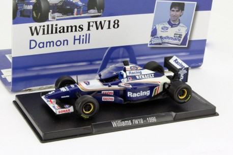 Altaya Williams FW18 1996