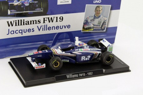 Altaya Williams FW19 1997