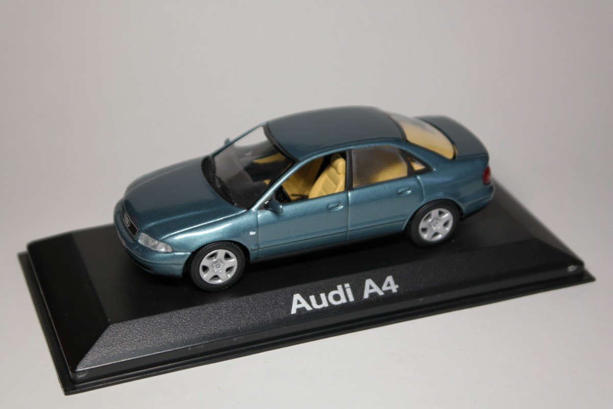 Audi A4 Diecast Ukraine