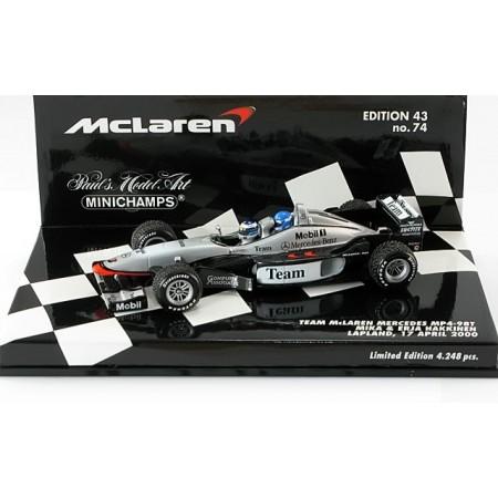 McLaren Mercedes MP4-98T