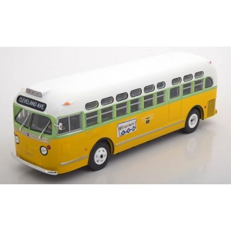 Hachette General Motors TDH-3610 City Transit Bus #2857 Rosa Parks 1955
