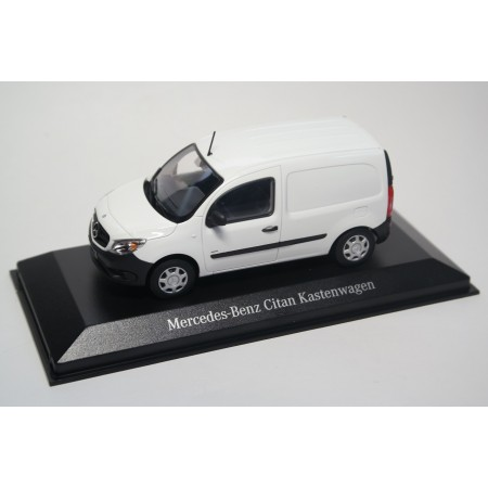 Minichamps Mercedes-Benz Citan Panel Van W415 2012 - Arctic White