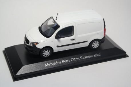 Minichamps Mercedes-Benz Citan Panel Van W415 2012 - Arctic White