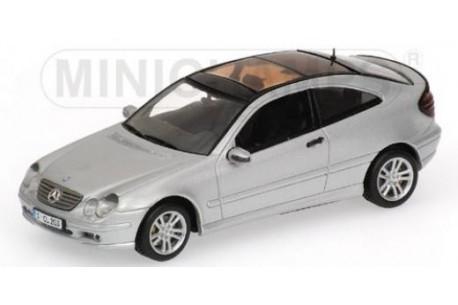 Minichamps Mercedes-Benz C-Klasse Sport Coupé 2000