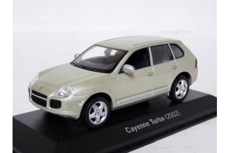 Minichamps Porsche Cayenne Turbo 2002