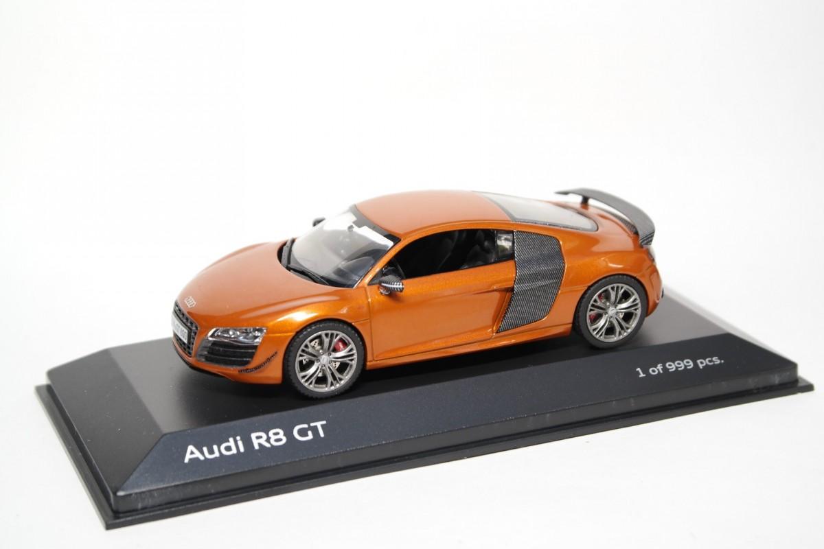 Audi R8 Gt Diecast Ukraine
